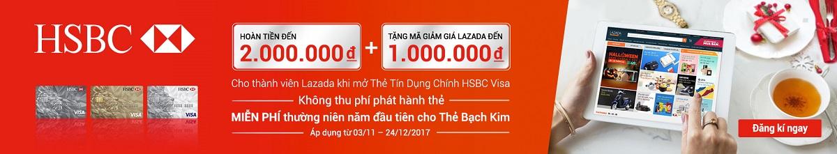 ĐƠN ĐĂNG KÝ THẺ TÍN DỤNG HSBC