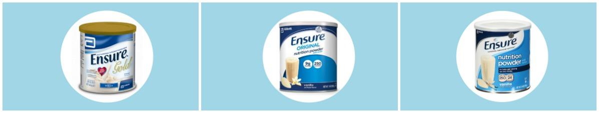 sữa bột cho bé Ensure