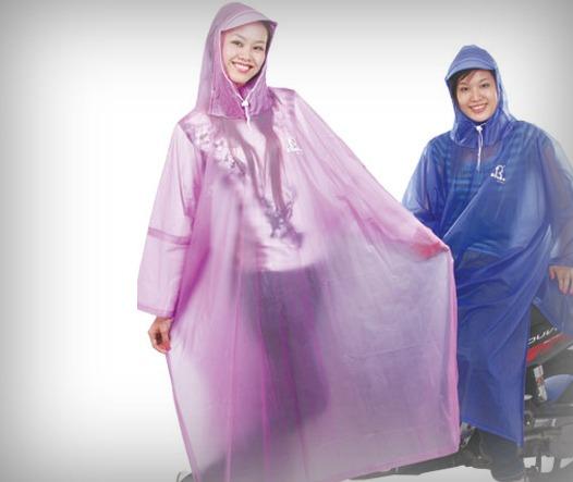 Áo mưa Rando thời trang