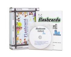 10 Flashcard bộ luyện thi TOEIC chất lượng cao kèm dvd và sách hướng dẫn (Z03CD)