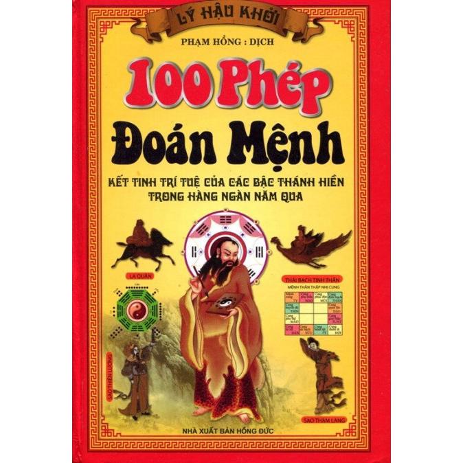100 Phép Đoán Mệnh - Lý Hậu Khởi