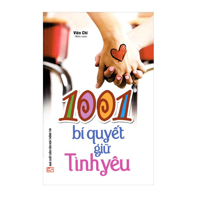 1001 Bí Quyết Giữ Tình Yêu