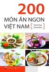 200 món ăn ngon Việt Nam