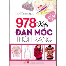 978 kiểu đan móc thời trang