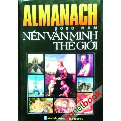 Almanach 5000 năm nền văn minh thế giới
