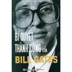 Bí quyết thành công cúa Bill Gates