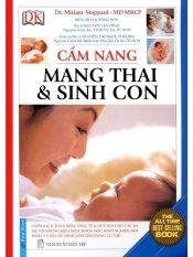 Cẩm Nang Mang Thai Sinh Con (bìa Cứng - In Màu)