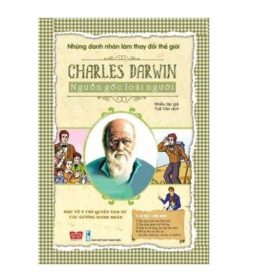 Charles darwin - nguồn gốc loài người