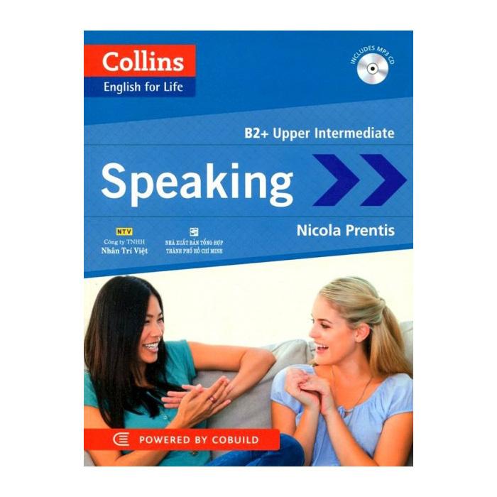 Collins English For Life - Speaking (B2 + Upper Intermediate) – Nhiều tác giả