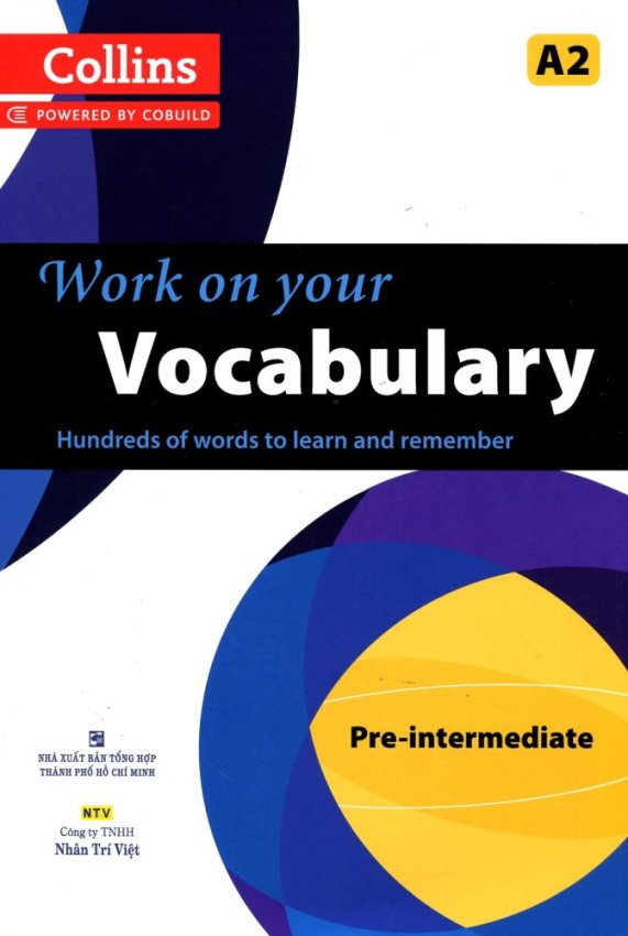 Collins Work on your - Vocabulary Pre Intermediate (A2)