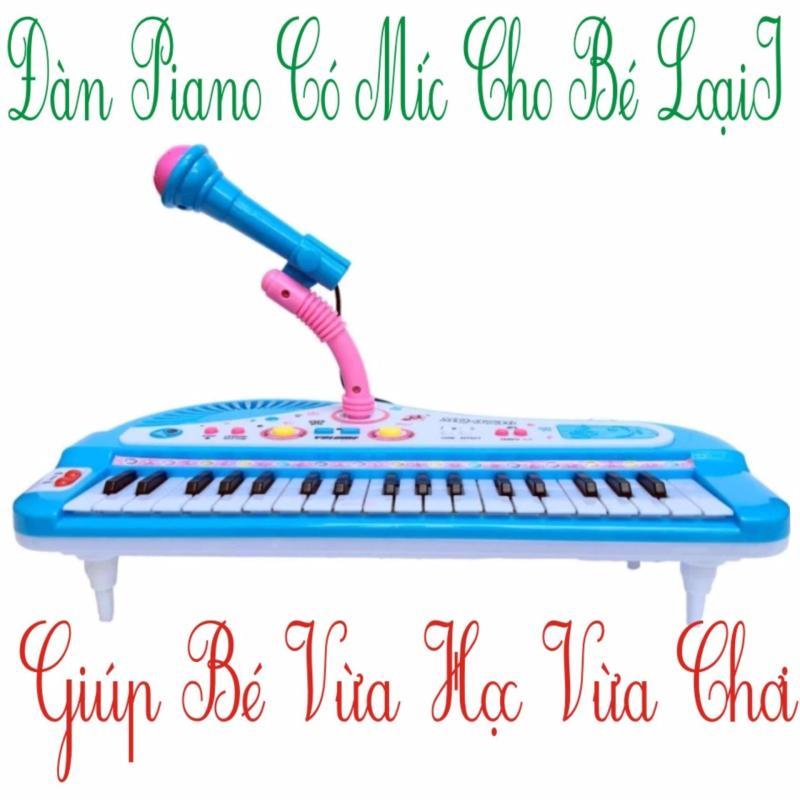 Đàn Piano Mini Có Míc Cho Bé Chất Lượng Âm Thanh Hay Loại Mới