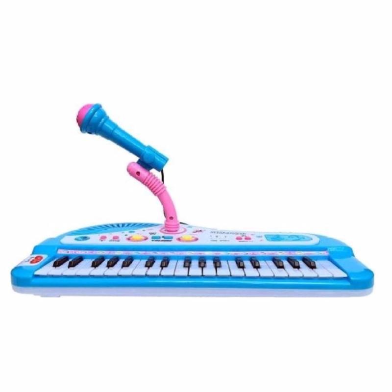 Đàn Piano Mini Có Míc Cho Bé Chất Lượng Âm Thanh Hay Loại Mới 2017