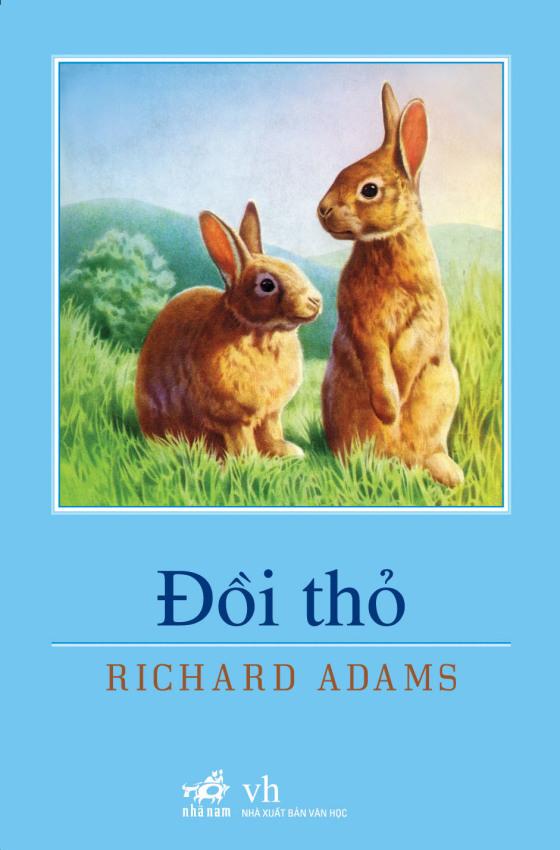 Đồi thỏ (tái bản 2015) - Richard Adams