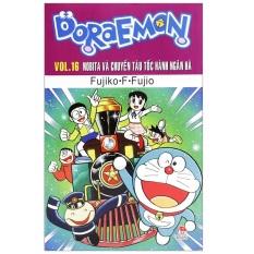 Doraemon - Vol.16: Nobita Và Chuyến Tàu Tốc Hành Ngân Hà