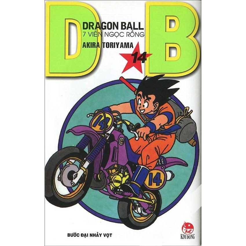 Dragon Ball 7 viên ngọc rồng (2015) - Tập 14