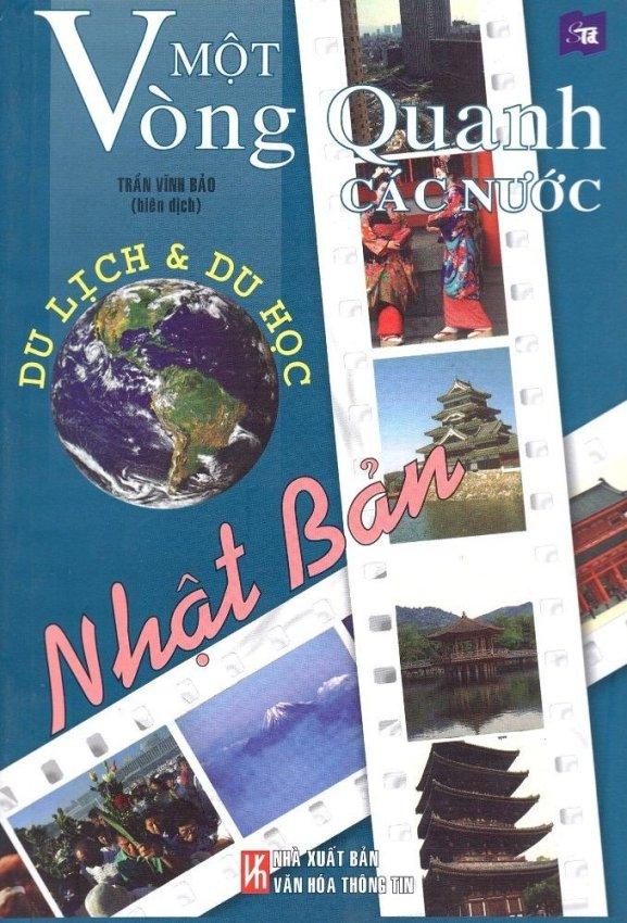 Du học và du lịch Nhật Bản: Một Vòng Quanh Các Nước - Nhật Bản
