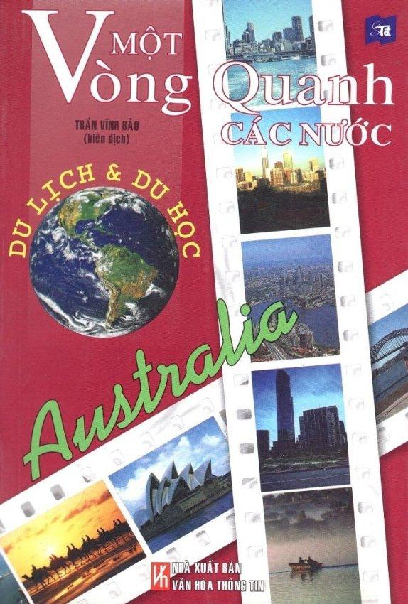 Du lịch và du học Australia: Một Vòng Quanh Các Nước - Australia