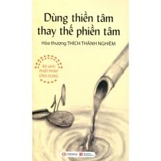 Dùng Thiền Tâm Thay Thế Phiền Tâm - Thích Quang Định,Hòa Thượng Thích Thánh Nghiêm