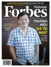 Forbes Việt Nam - Số 38 (Tháng 7/2016)