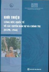 Giới thiệu công ước quốc tế về các quyển dân dự và chính trị (ICCPR,1966)
