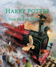 Harry Potter Và Hòn Đá Phù Thủy (Bản Đặc Biệt Có Tranh Minh Họa Màu) - Lý Lan, Jim Kay, J. K. Rowling