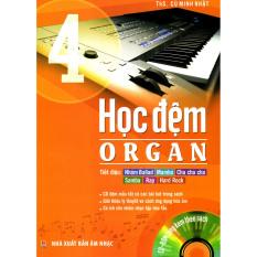 Học Đệm Organ (Tập 4) - Ths. Cù Minh Nhật