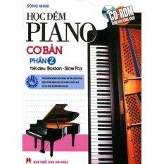 Học Đệm Piano Cơ Bản - Phần 2 (Kèm CD) - Song Minh - Song Minh