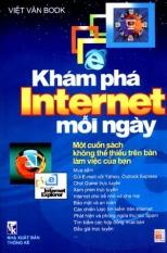 Khám phá Internet Mỗi Ngày - Việt Văn Books