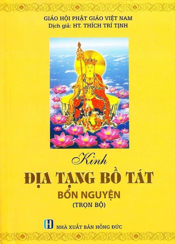 Kinh địa tạng - Bộ truyện tranh phật giáo