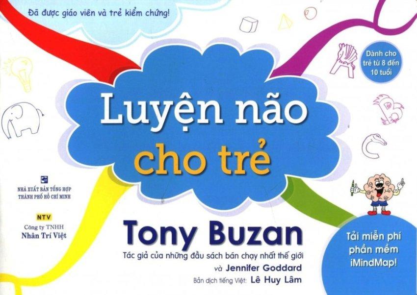 Luyện Não Cho Trẻ - Tony Buzan,Lê Huy Lâm