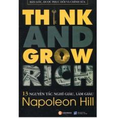 M1- 13 nguyên tắc nghĩ giàu làm giàu (Think grow rich)