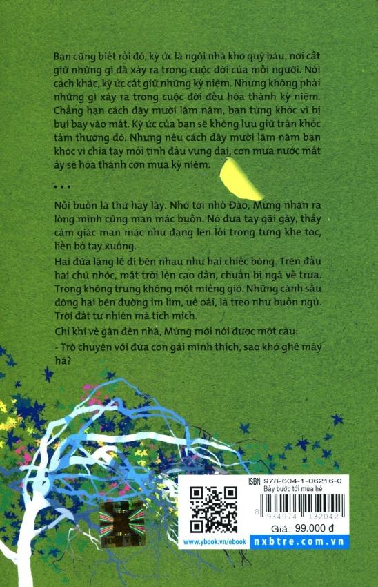 Nguyễn Nhật Ánh. Bảy Bước Tới Mùa Hè