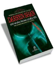 Những câu chuyện kỳ lạ của Darren Shan Sát nhân trong chiều tối
