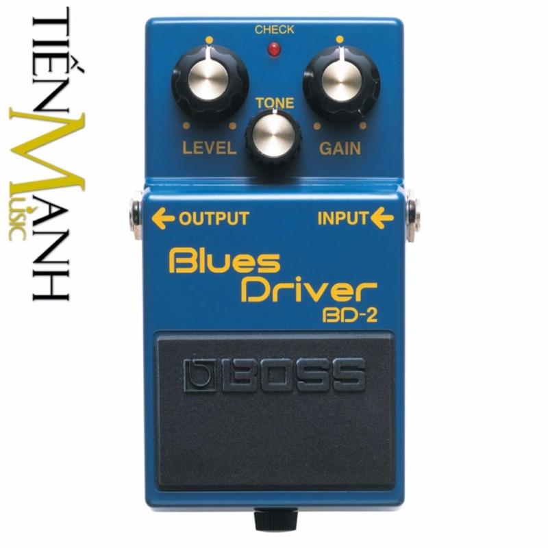 Phơ Guitar Boss Blues Driver BD-2 (Bàn đạp Fuzz Pedals Effects)