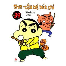 Shin - Cậu Bé Bút Chì (Tập 39) - Yoshito Usui