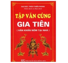 Tập Văn Cúng Gia Tiên - Đại Đức Thích Thiền Phong