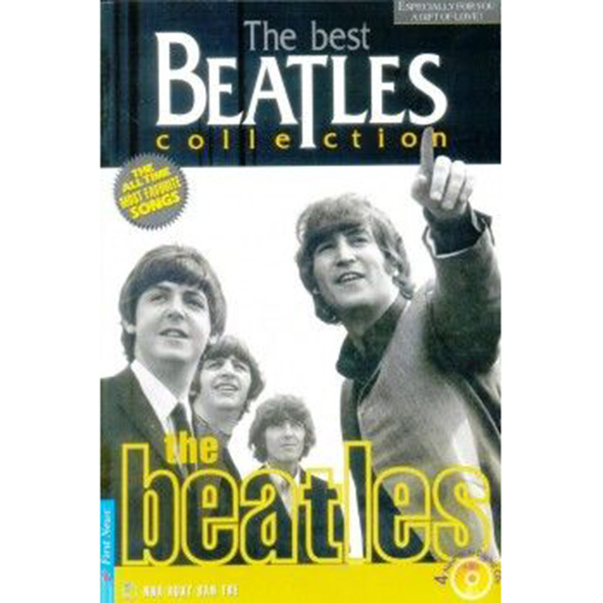 The Best Beatles Collection (Sách +4CD)