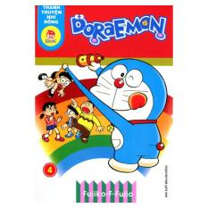 Truyện Tranh Nhi Đồng - Doraemon (Tập 4)