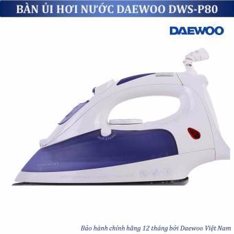Bàn là hơi nước Daewoo DWS P80