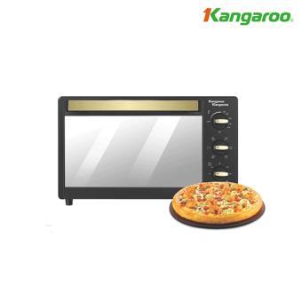 Lò nướng điện mặt kính tráng gương 2 lớp Kangaroo KG2602