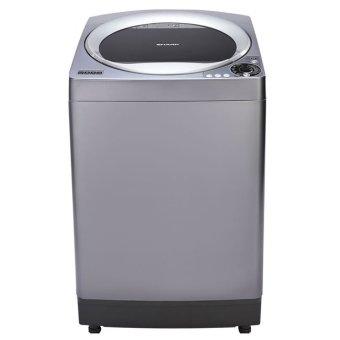 Máy giặt lồng đứng Sharp ES U102HV S 10 2kg