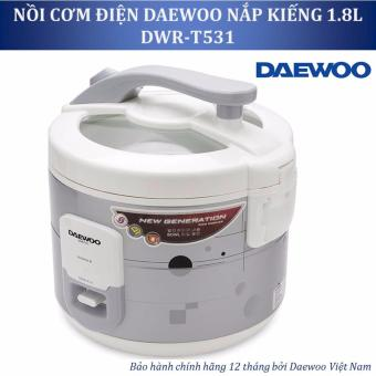 Nồi cơm điện Daewoo DWR T531 1 8L