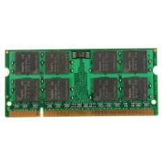 1GB DDR2-533 PC2-4200 Non-ECC DIMM Memory RAM SDRAM 200 pins for Laptop PC Chip (Intl)