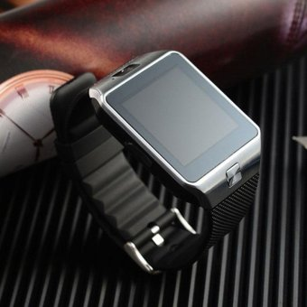 5PCS/Set LCD Screen Protector Protective For DZ09 Bluetooth Smart Watch - intl