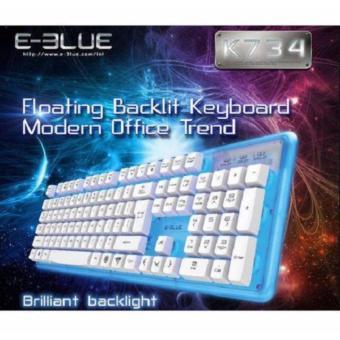 Bàn Phím Game E Blue EKM734