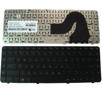 Bàn phím laptop hp compaq presario CQ42 Đen