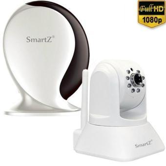 Bộ Điều Khiển Từ Xa và Kiểm Soát An Ninh với Camera SmartZ Full HD