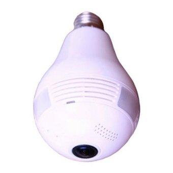 Camera IP HD Bóng Đèn 960P Hiệu Ứng 3D 360 Độ SmartZ SCR3602