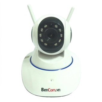 Camera IP Wireless Thông Minh Bencom 2R Trắng