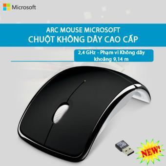 Chuột không dây Wireless Microsoft Arc Touch